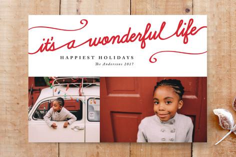 Happy Life Custom Stationery