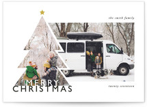 Family Christmas Tree by Playground Prints