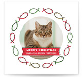 Meow-y Christmas by Sara Heilwagen