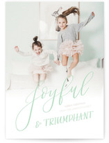 Joyful & Triumphant