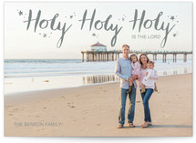 Holy Holy Holy by Janelle Wourms