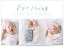 Love Twins Baby by Shari Margolin
