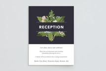Mitzvah Reception Cards