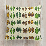 Graphic Leaves Pillows