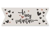 Be my valentine (flag)
