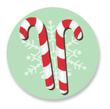 CandyCanes and Snowflakes