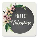 Hello Valentine - Flora... by Oma N. Ramkhelawan