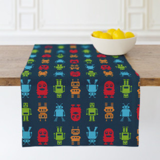 Roving Robots Self-Launch Table runners
