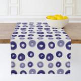 Blue Circles by Julie Hawkins