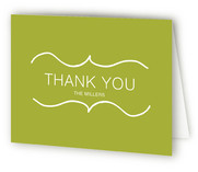 Sweetly Handwritten Moving Announcements Thank You Cards