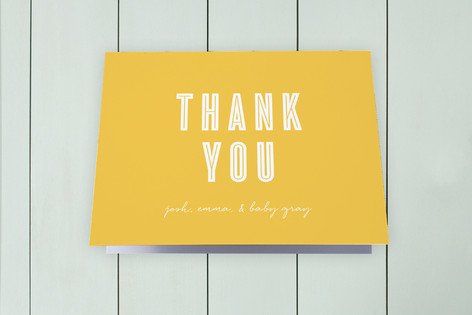 From Here To There Moving Announcements Thank You Cards