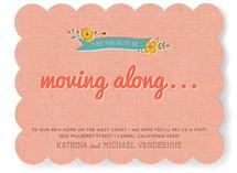 Moving Along