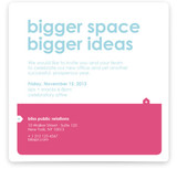 Big Space - Bigger Ideas
