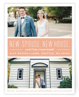 New Spouse, New House