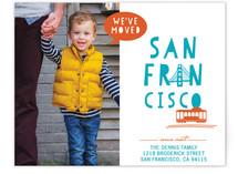 San Francisco Bound