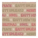 Handdrawn Holiday Greetings