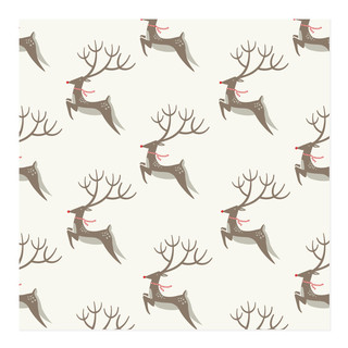 Hello Deer! Self-Launch Wrapping Paper