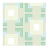 Squares Geometric by Kathleen Ney