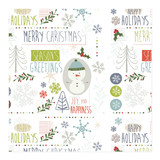 Holiday Snow  by Angela Rekucki