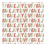 Hand Lettered Joy Love... by kbecca