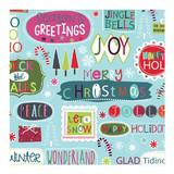 Ho Ho Holidays by Angela Rekucki