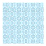 Snowflake Blue by Nathan Poland