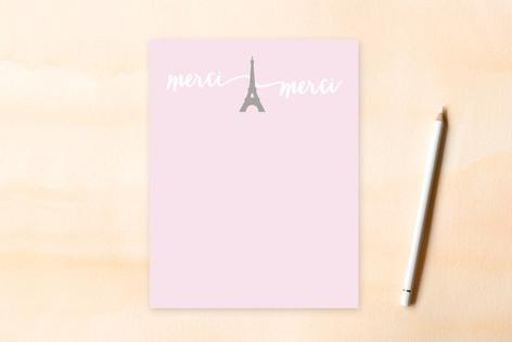 Eiffel Women's Flat Stationery