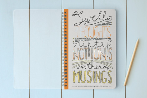 Thoughts of a Major Notebooks