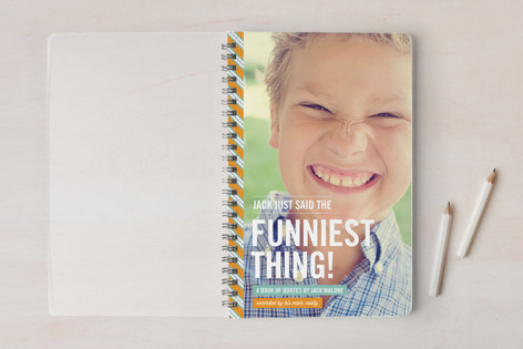 The Funniest Thing Notebooks