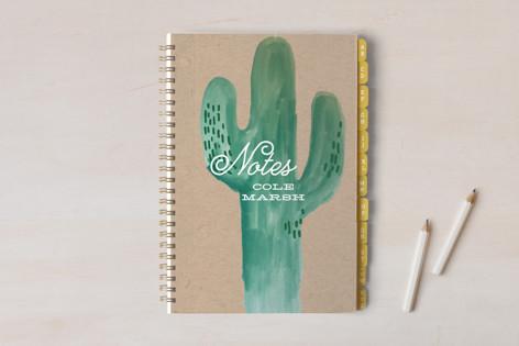 Wild Cactus Notebooks