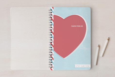 Our Heart, Our Glue, Our Mom Notebooks