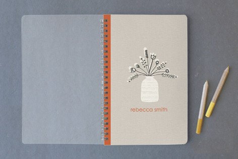 Floral Redux Notebooks