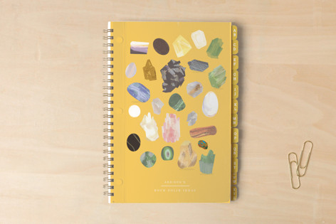 Rock Solid Ideas Notebooks