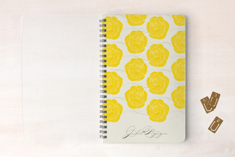 Golden Afternoon Notebooks