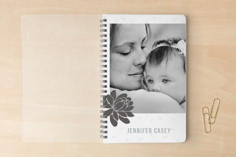 Graphic Blossom Notebooks