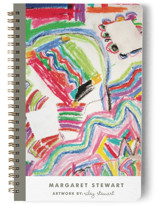 Work of Art Notebooks