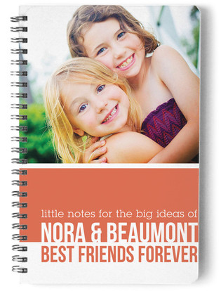 Best Friends Forever Day Planner, Notebook, or Address Book