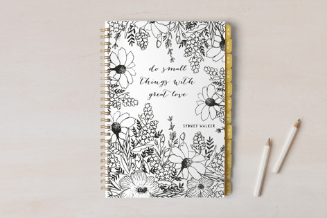 Full Bloom Notebooks