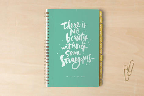 Strangeness Notebooks