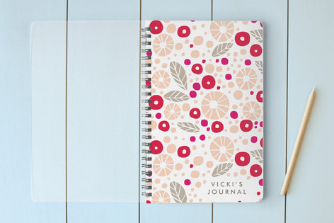 Sparkleberry Notebooks