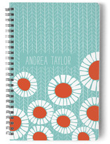 pretty poppies notebooks by paper dahlia minted