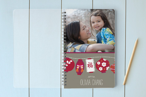 Lucky Lanterns Notebooks