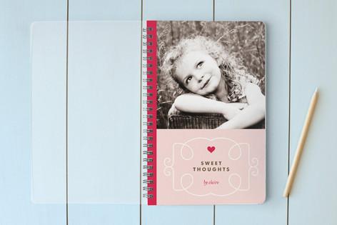 Heartfelt Message Notebooks