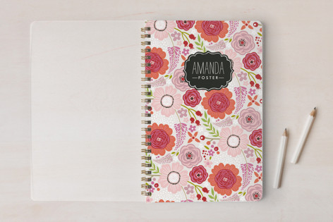 Berry Garden Notebooks