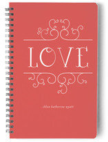 Love Notes Notebooks