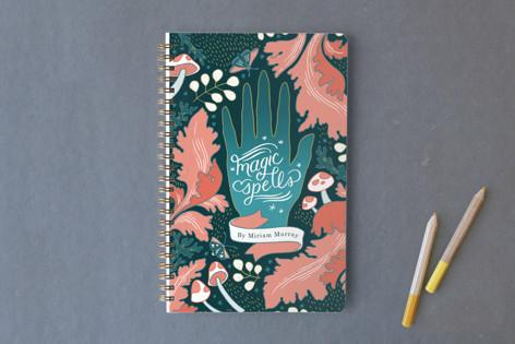 Mystic Magic Spellbook Notebooks