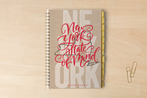 New York Living Notebooks