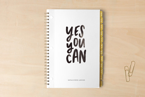 Yes You Can Notebooks