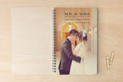 Marital Nostalgia Notebooks