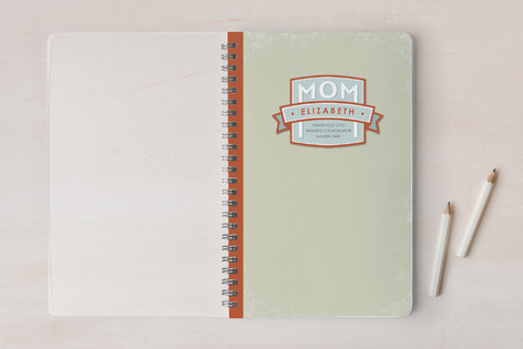 Super Mom Notebooks